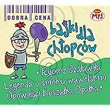 Bajki dla chlopcow Legenda o Smoku Wawelskim Opowiesci Koszalka Opalka Rycerz Szalawila 3 CD