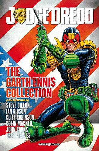 Judge Dredd. The Garth Ennis collection: 1