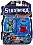 Slugterra Mini Figure 2-pack Goon Doc + Forgesmelter by Jakks