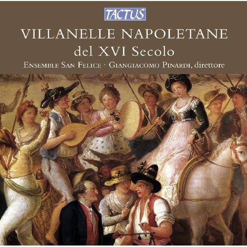 Tre donne belle: Il primo libro de canzone napolitane: Tre