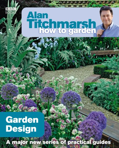 Alan Titchmarsh How to Garden: Garden Design (English Edition)