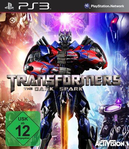 Transformers: The Dark Spark - [PlayStation 3]