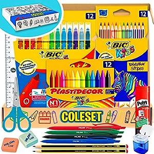 Coleset Pack Material Escolar Primaria