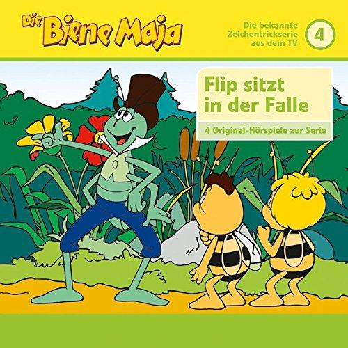 Die Biene Maja - Folge 4: Flip sitzt in der Falle