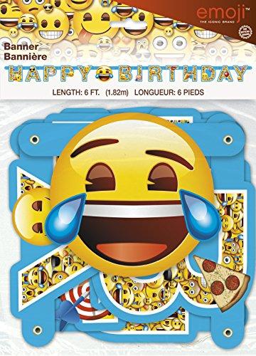 Emoji-Dekoration, Partyzubehör