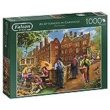 Falcon de 11129 luxe An Afternoon in Cambridge 1000 Piece Jigsaw Puzzle