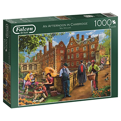 An Afternoon in Cambridge - Puzzle 1000 Teile