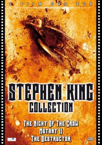Stephen King Collection ( 3 Filme auf einer DVD ) (Auf Dvd Zombie-filme Die)