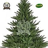 Künstlicher Weihnachtsbaum Spritzguss PREMIUM Edeltanne 120 cm Kunsttanne Christbaum Spritzguss Weihnachtsbaum Hallerts Spritzgusstanne Bolton PlasTip - 2