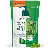 Himalaya Purehands Tulsi Purifying Hand Wash 185 ml (Pack of 3)