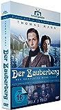 Thomas Mann: Der Zauberberg - Der komplette 3-Teiler (Langfassung) (Fernsehjuwelen)