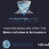 Proto Spray Max Nano sigillante per: Moto Caschi, Casco visiere, integral caschi e visiere (20ml/100ml)