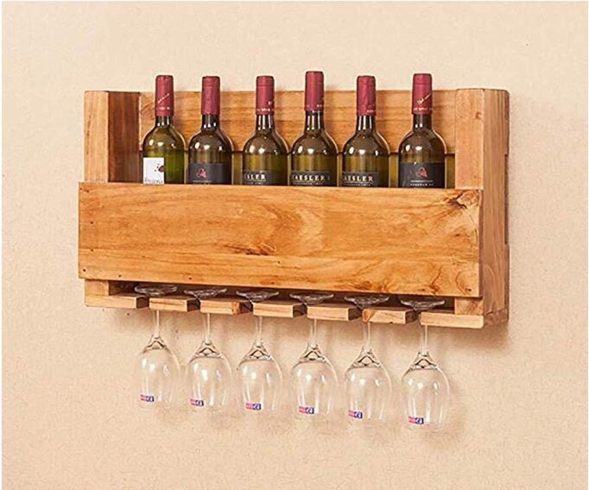 Portabottiglie per lo styling scaffale per vino in palissandro