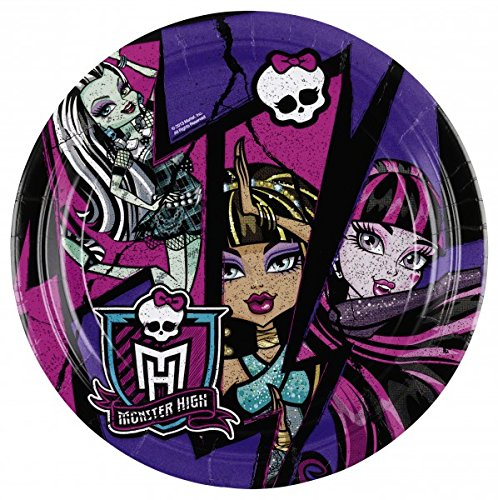 Amscan International 18 cm New Monster High Teller (Halloween High Draculaura Monster)