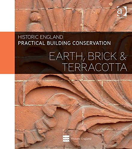 Practical Building Conservation: Earth, Brick and Terracotta (Set of 2) por Historic England