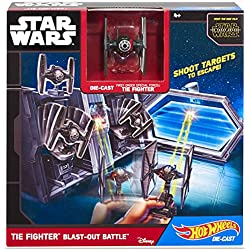 Hot Wheels - Star Wars TIE fighter blast-out battle, play set (Mattel CGN33)