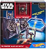 Star Wars Tie Fighter Blast-Out Battle Hot Wheels 16442