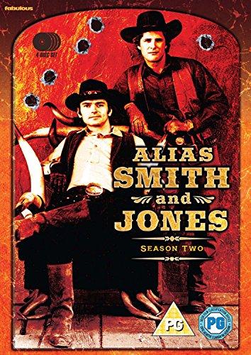 Alia Smith And Jones - Series 2 (4 DVDs)