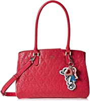 Guess Tabbi Girlfriend Satchel for Women, SG718108-PAS