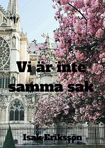 Vi är inte samma sak (Swedish Edition)