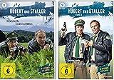 Hubert und Staller - Staffel 5+6 im Set - Deutsche Originalware [12 DVDs]