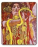 1art1 89371 Gustav Klimt - Hygieia, Detail aus der Medizin, 1900-1907 Mauspad 23 x 19 cm