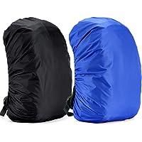 Yogopro Rucksack Regenschutz(30-65L),wasserdichte Regenhülle Schulranzen,Rucksacküberzug Regenschutz Rucksack…