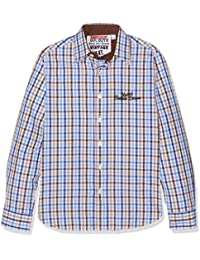 GOL Hemd, Slimfit, Camisa para Niños