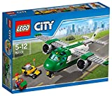 LEGO 60101 City Airport Cargo Plane Construction Set by LEGO