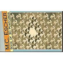 M. C. Escher: Book of 30 Postcards