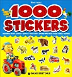 1000 stickers. Ediz. illustrata