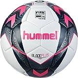 Hummel Erwachsene Blade Plus FB Fussball, White/Vintage Indigo/Pink, 5