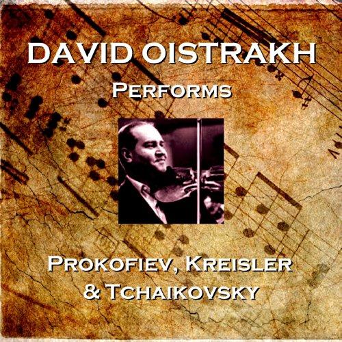 Violin Sonata No. 2 in D Major, Op. 94: I. Moderato