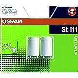 Osram 2051747 Starters pour Utilisation Individuelle à 230 V AC Set de 2