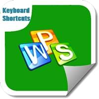 Kingsoft Office Shortcuts