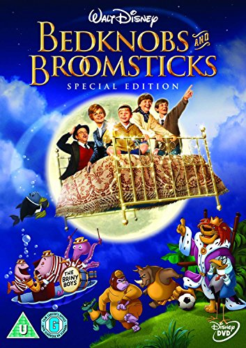 Bedknobs and Broomsticks [UK Import]