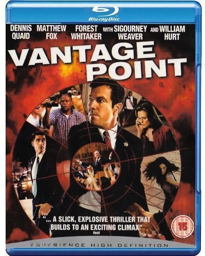 Preisvergleich Produktbild Vantage Point [Blu-ray] [UK Import]