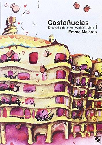 MALERAS E. - Metodo de Castañuelas, El Estudio del Ritmo Musical 1 (Inc. CD) por MALERAS E.