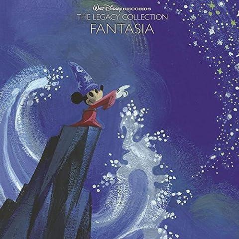 Walt Disney Records the Legacy Collection: Fantasia (4CD - Tirage Limité)