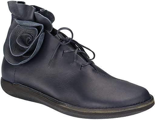 GABOR bottines pour femme bleu chaussures en matelas grande