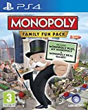 Monopoly PS-4 Family Fun Pack UK multi