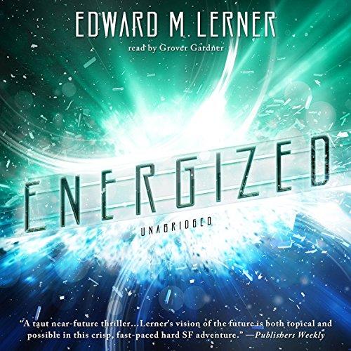 Energized  Audiolibri