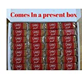 48 Lotus biscoff Biscuits 24 x 2 packs in a great present...