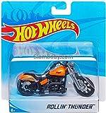 #9: Hot Wheels Bike, 5 Inches (Orange)