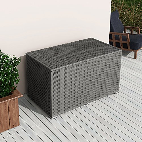 gartenbox wasserdicht good amazing holz wasserdicht kissenruhe gartenbox kissen mit und with. Black Bedroom Furniture Sets. Home Design Ideas