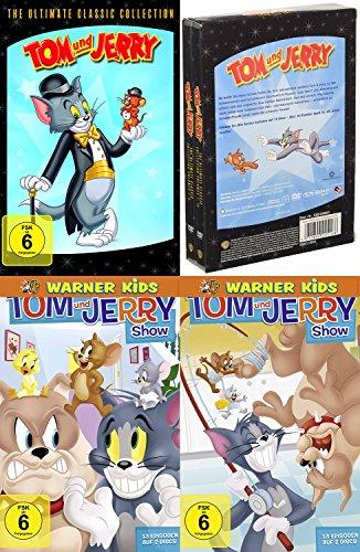 ega Collection - 27 Stunden Classic Cartoons 14 DVD Edition ()