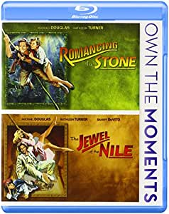 Romancing the Stone / Jewel of the Nile [Blu-ray] [US Import]