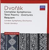 Dvorák : Intégrale des Symphonies - Poèmes symphoniques - Ouvertures - Requiem