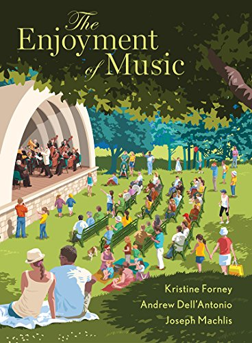 The Enjoyment of Music por Kristine Forney