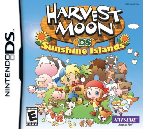 Harvest Moon - Sunshine Islands (Harvest Moon A Magical Melody)